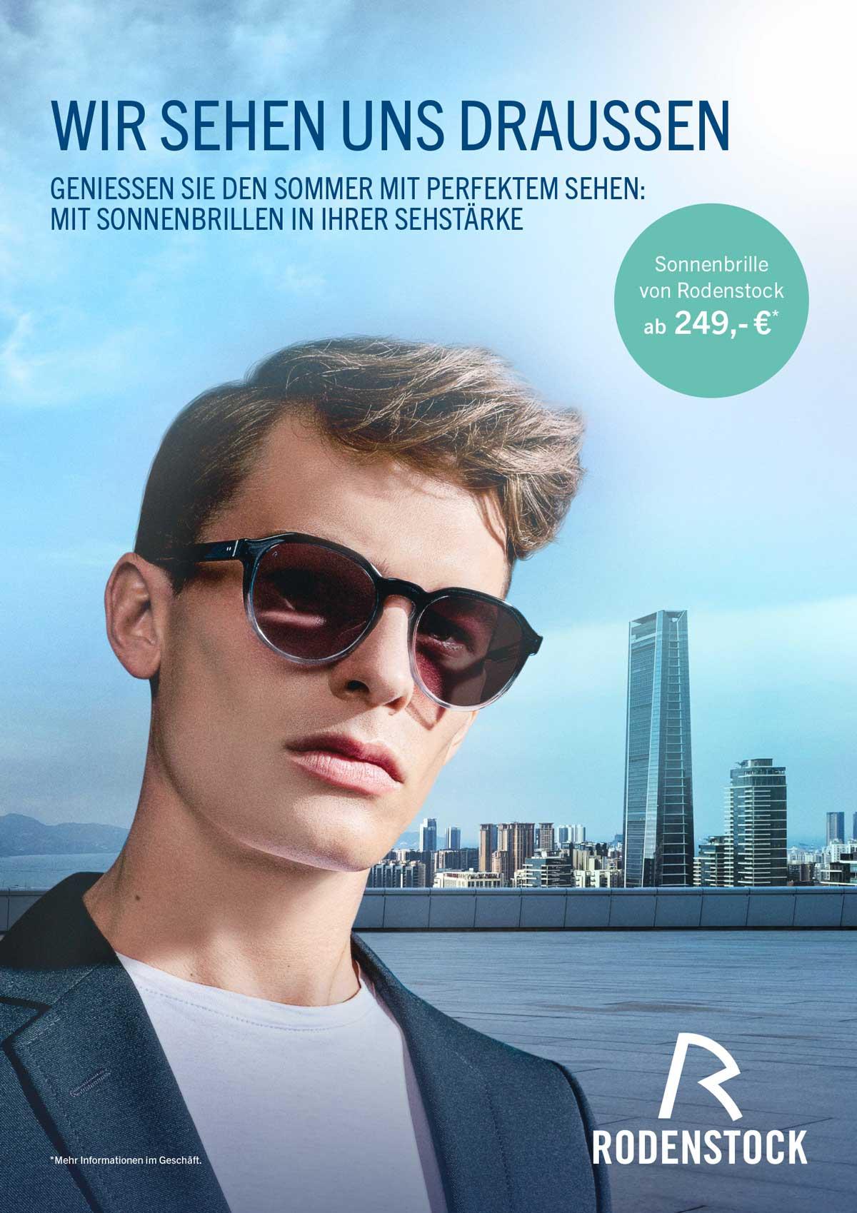 Optik Dopp Angebot Rodenstock Sonnenbrille
