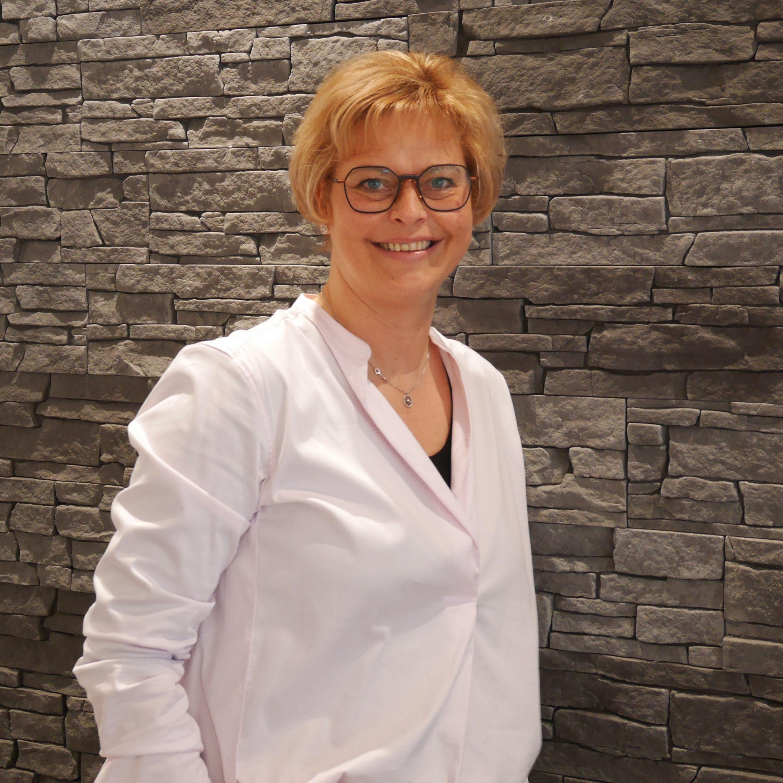 Claudia Drexler staatlich geprüfte Augenoptikermeisterin
